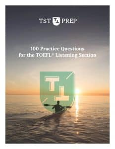 Cover of TOEFL Listening Practice Questions PDF