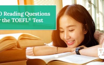 100 Reading Questions for the TOEFL® Test (PDF included)